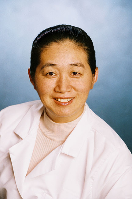 Dr Ying Cao Portrait